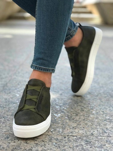 Chekich Casual Ayakkabı Haki